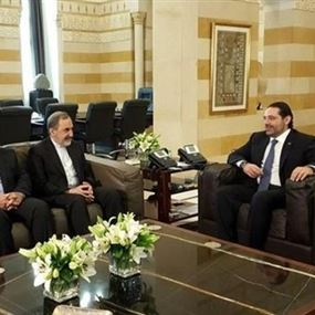 ولايتي: تصريحات الحريري إملاءات سعودية
