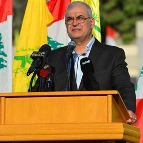 حزب الله يساند وهاب: تجاوزوا القانون لإذلاله