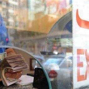 الصيارفة يثبّتون سعر شراء الدولار بألفي ليرة لبنانية كحد أقصى