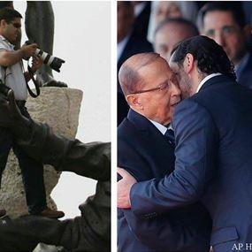 حسين الملا يكشف أسرار الصورة التي غسَلَت قلوب اللبنانيين