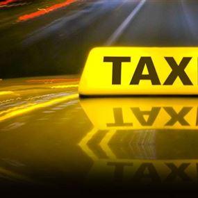 رصاصة تصيب سائق تاكسي.. وسقوط 3 جرحى من الركاب!