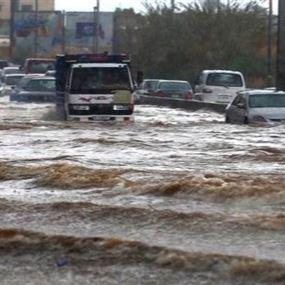 الادعاء على 12 شخصا في ملف فيضانات الناعمة وأنفاق المطار
