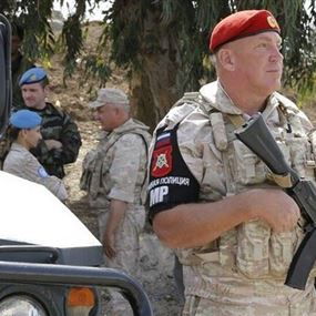 تفجير يستهدف دورية للشرطة الروسية جنوب سوريا