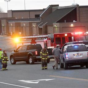اتهام صبي عمره 15 عاما بالقتل في حادث إطلاق نار بمدرسة أمريكية