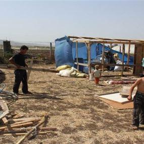 رئيس بلدية حلبا: سنغلق مخيّمات النازحين في بلداتنا