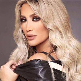 بالفيديو: مايا دياب تتعرض لموقف غريب على المسرح!!