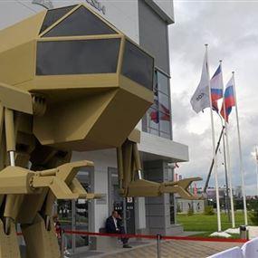 شركة كلاشينكوف تعرض الرجل الآلي إيغوريوك (فيديو)