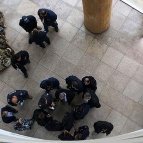 بالصور: شرطة بلدية الجديدة تغيّر المشهد بعد دقائق قليلة!