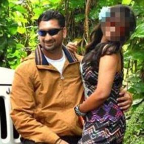 طلب من والديه زيارته لمساعدته في ضبط زوجته