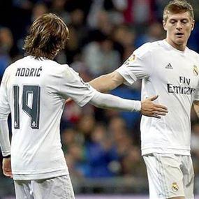 يوفنتوس يخطّط لخطف نجم ريال مدريد