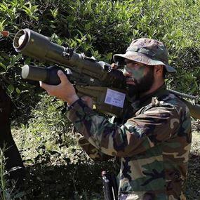 حزب الله استنفر وحداته القتالية.. تحسباً
