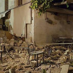 زلزال بقوة 4.7 درجة يضرب غربي تركيا