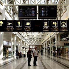 صورة من داخل مطار بيروت تُثير إشمئزاز رواد مواقع التواصل