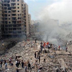 اسرائيل تهدد بقصف لبنان على طريقة الضاحية!
