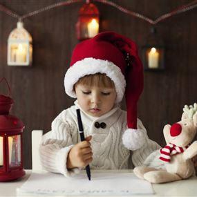 فوائد رسالة الطفل إلى بابا نويل