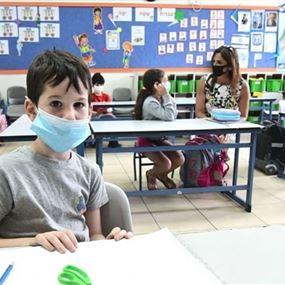 إصابات المدارس تقلق الأهالي: هل تعدّل خطة وزارة التربية؟