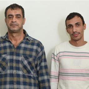 بالصورة: ببزة شرطة بلدية.. نفذا عدة عمليات سلب