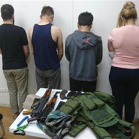 سطوا على مصرف في المنصورية.. سقوط أخطر عصابات السلب!