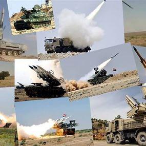 إيران تعرض نظام دفاع جوي جديد