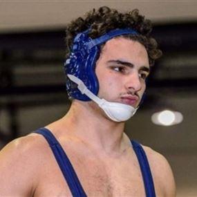 مصارع لبناني ينسحب من بطولة العالم رفضا لمواجهة لاعب اسرائيلي