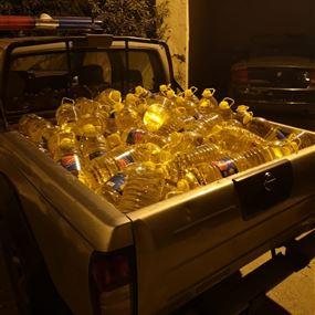سرقة مواد غذائية بقيمة 23 مليون ليرة لبنانية بطريقة احتيالية