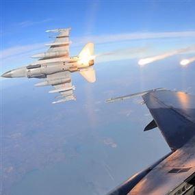 استهداف طائرة اسرائيلية بصاروخ سوري في الاجواء اللبنانية!