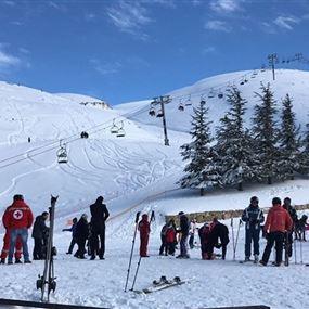 هل يُنعش موسمُ التزلّج الواعد السياحة الشتويّة؟