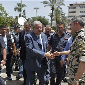 المشنوق: نجونا من عمليات إرهابية كانت تتحضر