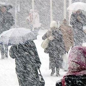 أمطار ورعد وثلوج في لبنان... إستعدوا لطقس اليومين المقبلين!