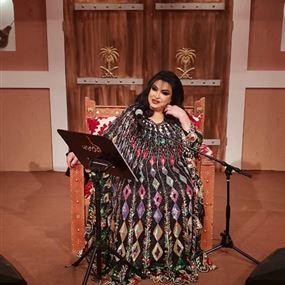 بالفيديو والصور.. الفنانة اللبنانية سميرة توفيق تغنّي في السعودية