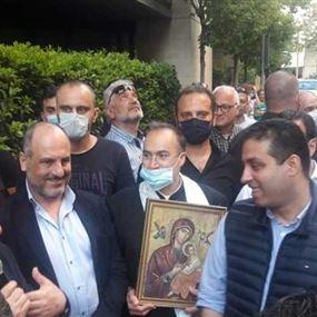بو عاصي: هذه هي الاشرفية وهذا نحن وهذا تاريخنا وهذا لبنان