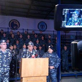 اللواء عثمان: عيدنا هو استتباب الأمن وتنفيذ القانون