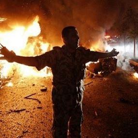 من أكبر الكوارث الإرهابية التي ضربت لبنان.. في جلسة مطوّلة