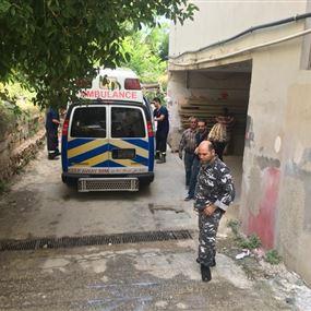 مواطن جثة داخل سيارته في غادير