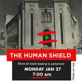 غدا.. سلسلة بشرية في وسط بيروت