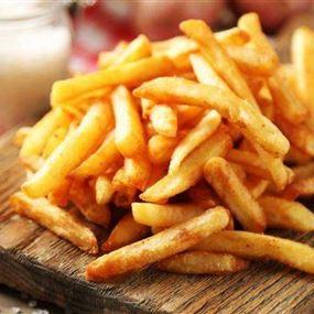 اكتشاف مادة خطيرة جداً في البطاطا المقلية