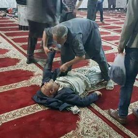 مقتل 30 شخصاً إثر هجوم انتحاري داخل مسجد في كابول