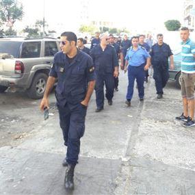 مصالحة بين عناصر شرطة بلدية طرابلس وشبان من الزاهرية