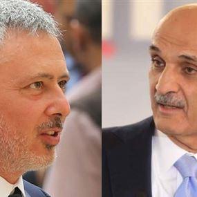 جعجع لم يقم باغتيال فرنجية وعائلته.. عدوان: الوثائق عند المخابرات