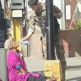 بعد انتشار صورته.. قائد الجيش يستدعي العسكري