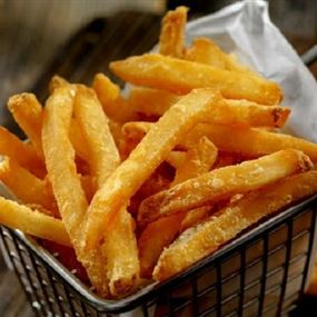 علاج للصلع موجود في البطاطا المقلية!