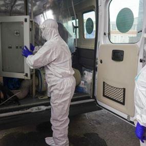 تسجيل حالة وفاة ثانية بفيروس كورونا في لبنان