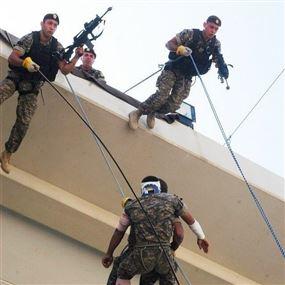 الجيش يدهم في الهرمل والبويضة ويوقف مطلوبين