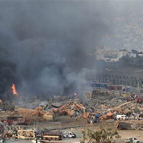 ما قصة الحاوية الغامضة في انفجار مرفأ بيروت؟