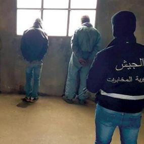 مخابرات الجيش دهمت عدداً من الشقق يستأجرها سوريون