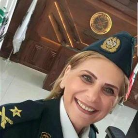 في اليوم العالمي للمرأة.. ترقية أول امرأة عميد في الجيش اللبناني