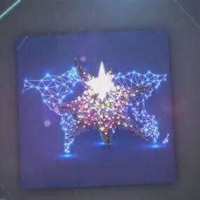بالفيديو: قبل ساعات من اضاءتها.. اليكم مفاجأة شجرة جبيل الميلادية