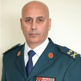 تعيين العميد الركن الياس الشامية عضواً في المجلس العسكري