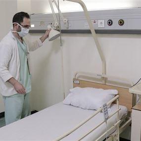 حالة وفاة جديدة في مستشفى بيروت الحكومي