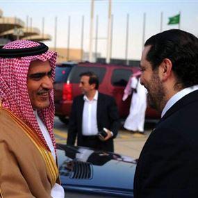 السبهان يعلّق على استقالة الحريري